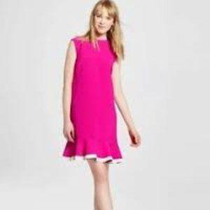 Victoria Beckham for Target Pink Dress -- Medium
